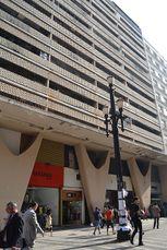 Edificio y Galerías California, São Paulo (1951-1955)