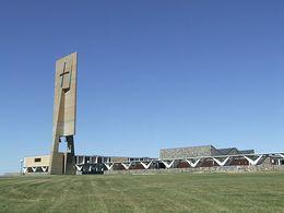 Universidad de María, Bismarck, North Dakota. (1968)