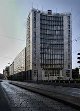 Segundo Palacio Montecatini, Milán (1947-1951)