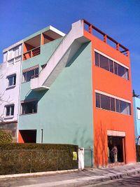 Le Corbusier.Cite Fruges.gratteciel.jpg