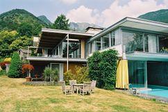 Casa Bucerius, Navegna, Suiza (1966)