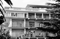 Hospital CTO, Bari (1948)