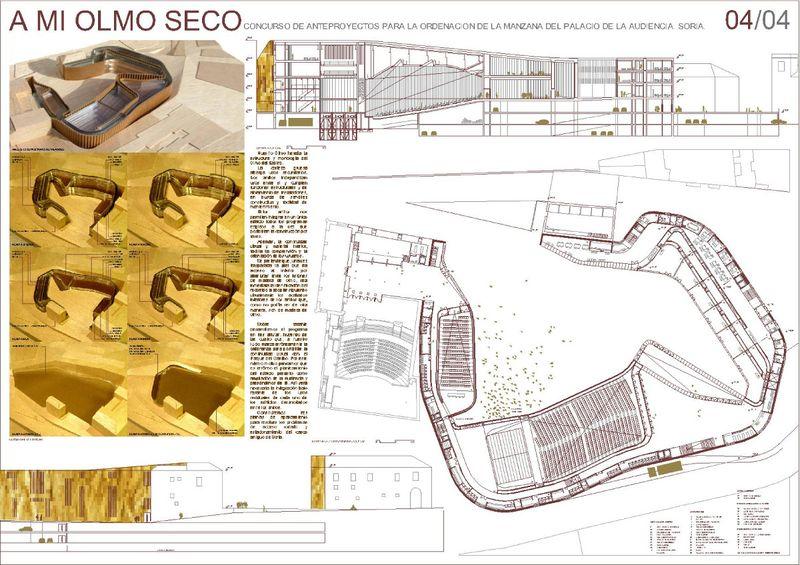 Archivo:Concurso.Palacio de la Audiencia.Soria.A mi olmo seco.4.jpg