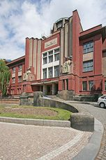 Museo de Bohemia Oriental, Hradec Králové, (1908-1912)