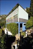 Casas de vacaciones 3,66 x 3,66, Roquebrune-Cap-Martin, Francia. (1956)
