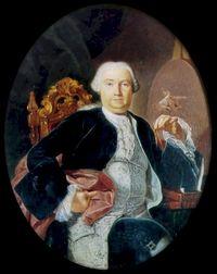 Luigi Vanvitelli, arquitecto oficial del papa Clemente XII y posteriormente del Rey Carlos VII de Nápoles, para el que construyó su obra maestra: el Palacio Real de Caserta.