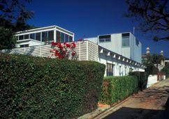 Ampliación modular vivienda Ressner, Brentwood (2001)