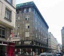 Edificio de apartamentos Zacherl, Viena (1903-1905)