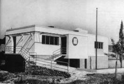 Oficina de correos, Rájec nad Svitavou, Chequia (1936-1938)